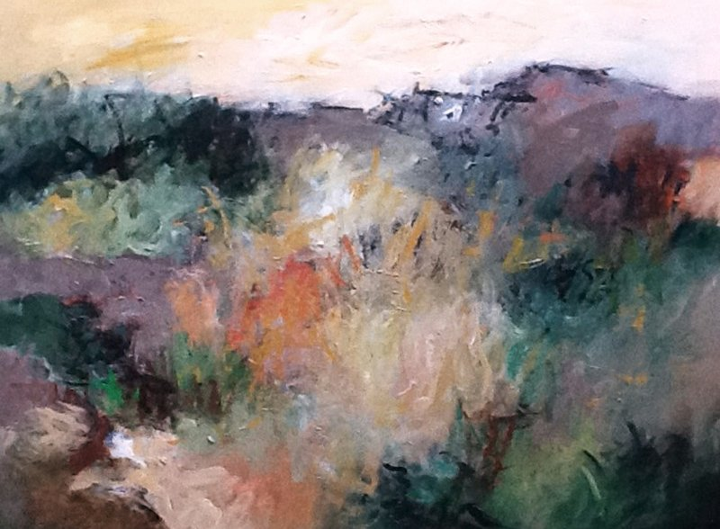 summertime-and-all-is-well-30x40